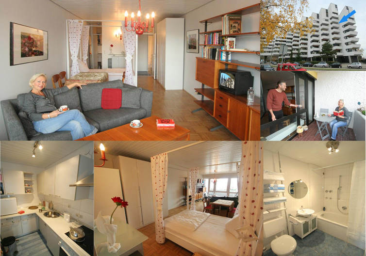 Genial Regensburg: UNESCO World Heritage Bright, Friendly, Recently Renovated  Apartment (approx. 50 Qm) Modern Furniture